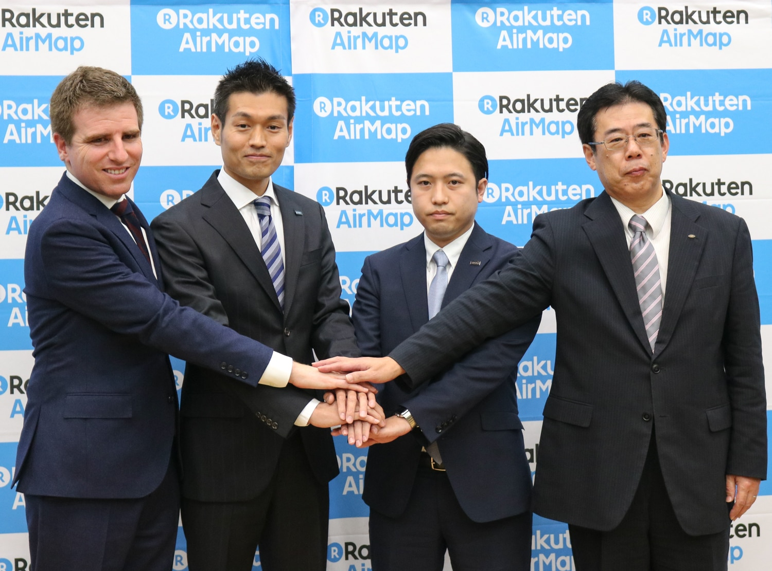 Rakuten Airmap launches drone traffic management service in Japan