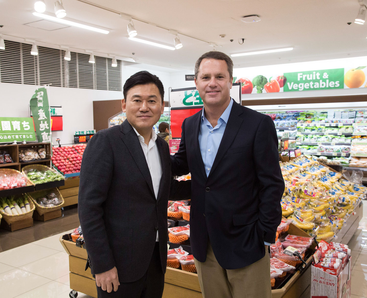 Rakuten and Walmart align to make a difference in online grocery delivery and eReading space