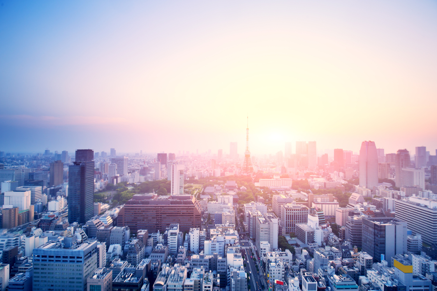 We can take the best that is our culture – our high level of hospitality, our high team spirit – and become a global leader. Tokyo can become an advanced technology center in the world.