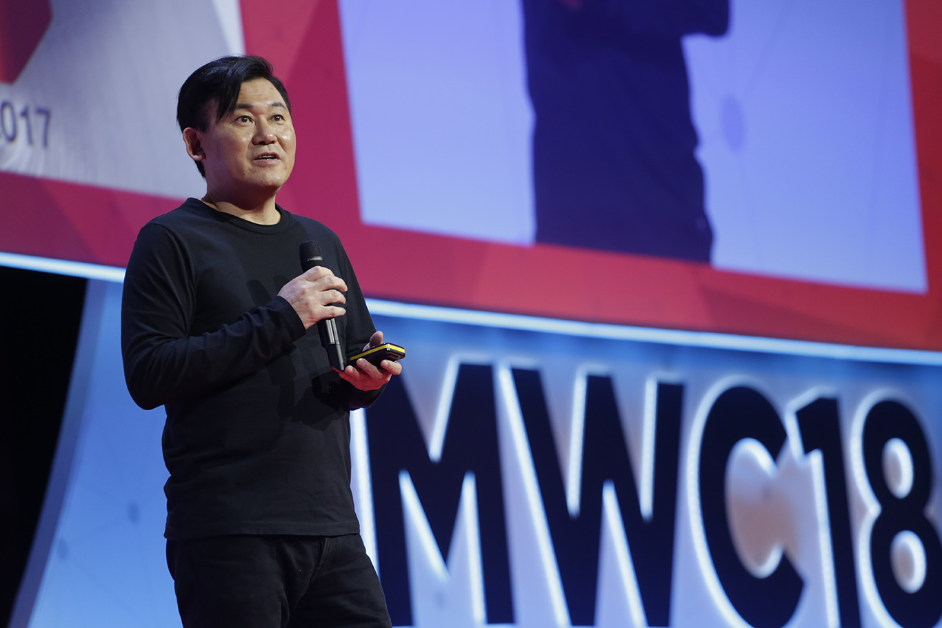 Mickey unveils vision for global ecosystem at Mobile World Congress