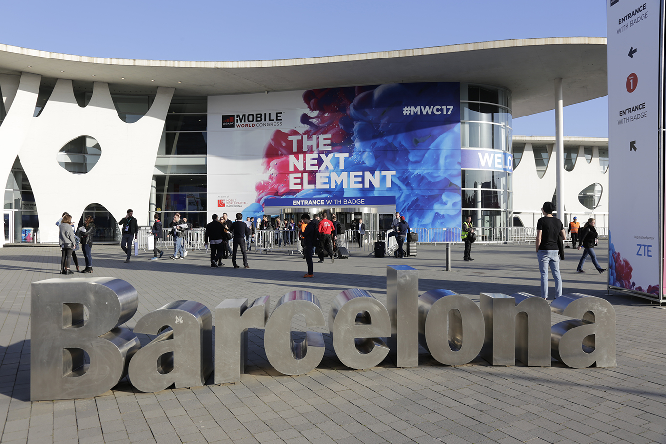5 ways to make the most of Mobile World Congress, Barcelona