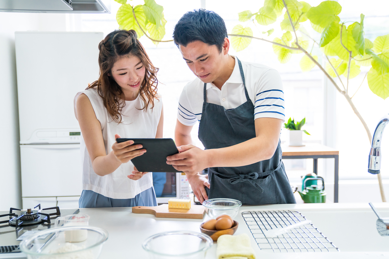Hey Google, what's cooking? Rakuten Recipe innovates in the kitchen