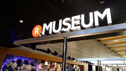 本社に「Rakuten MUSEUM」が新設! お買いものパンダとのフォトスポットも!