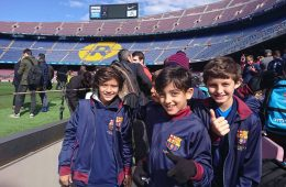 Rakuten's partnership with FCBEscola, announced on March 26, 2018, is the latest initiative to arise out of its powerful relationship with FC Barcelona