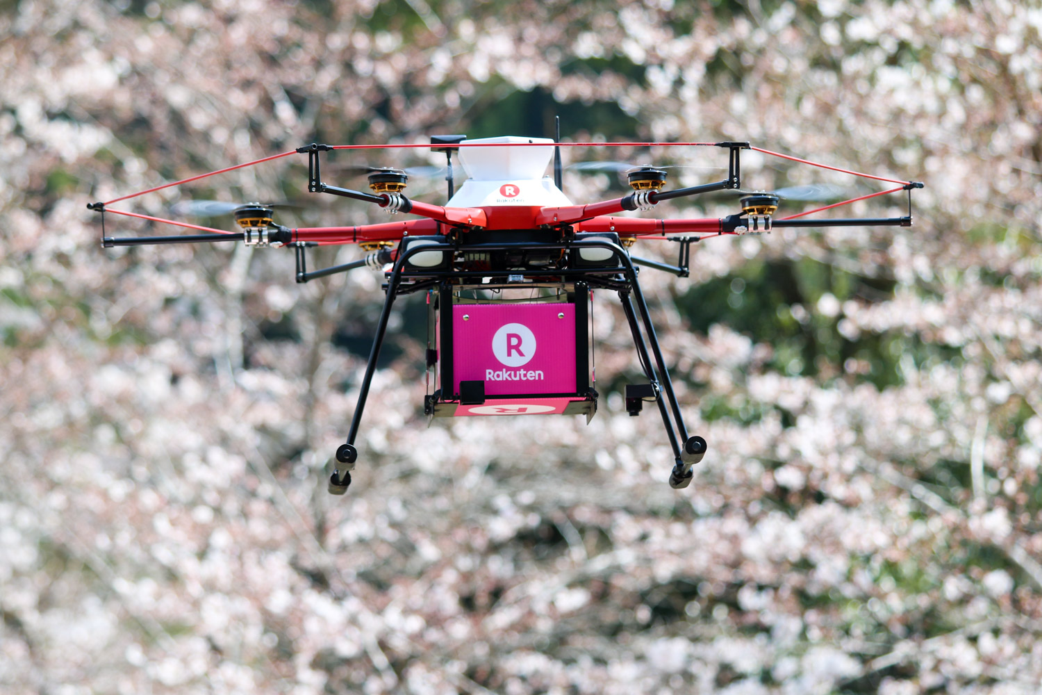 Flying soy sauce marks first drone delivery to a private residence in Japan
