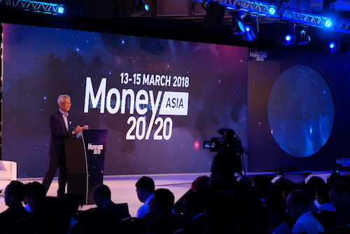 Rakuten Capital and Asia Region Head Hiroshi Takasawa at Money 20/20