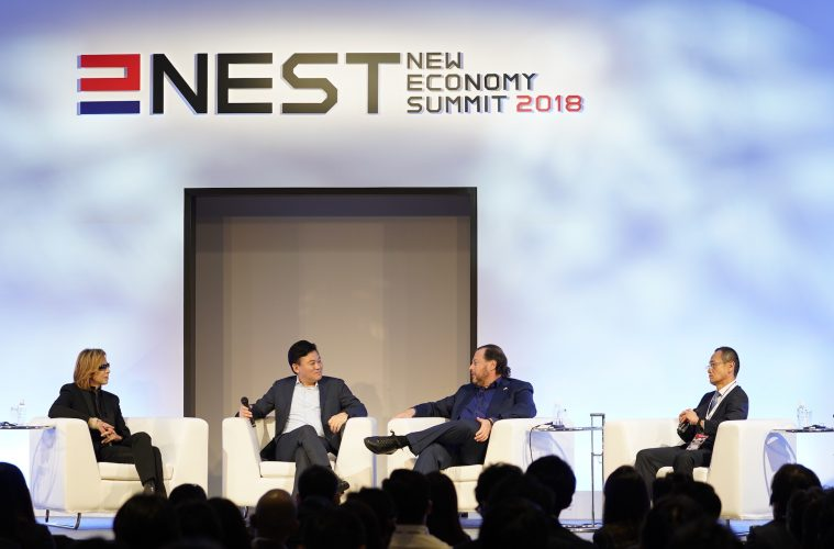 A Rockstar, a Nobel Laureate & Tech Titans at NEST 2018: 4