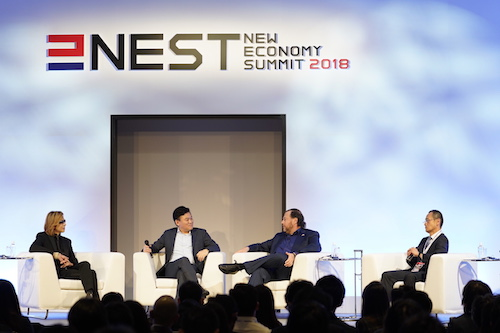 A Rockstar, a Nobel Laureate & Tech Titans at NEST 2018: 4 Key Takeaways