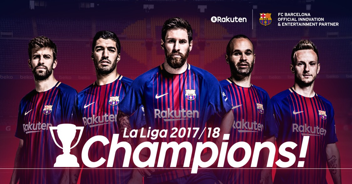 FCB has won the prestigious Primera División, better known as La Liga, for the 25th time. Here's what we can learn from their remarkable season.