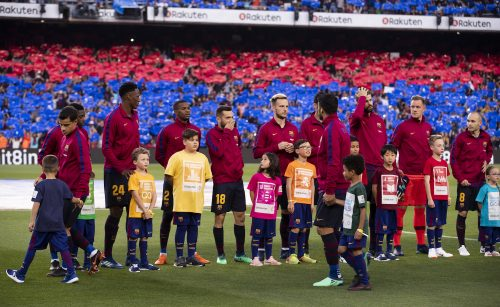 Goals Beyond the Game: Rakuten & Barca align to champion sustainable development goals