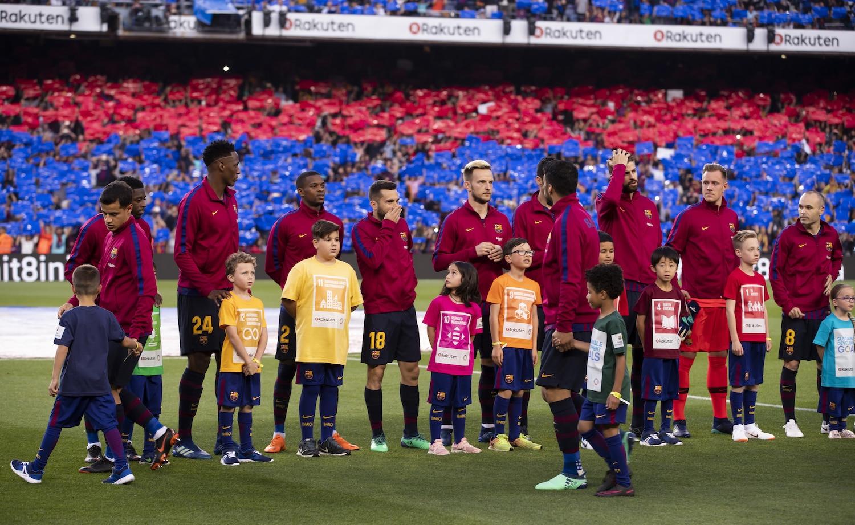 Goals Beyond the Game: Rakuten & Barca align to champion sustainable development goals