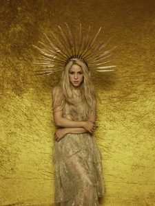 2017's El Dorado earned Shakira her record-breaking seventh No. 1 album on the Latin Pop album charts.