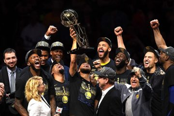 Golden State's remarkable championship season gives us reason to celebrate. It also gives us reason to consider the question: Why do sports inspire us?