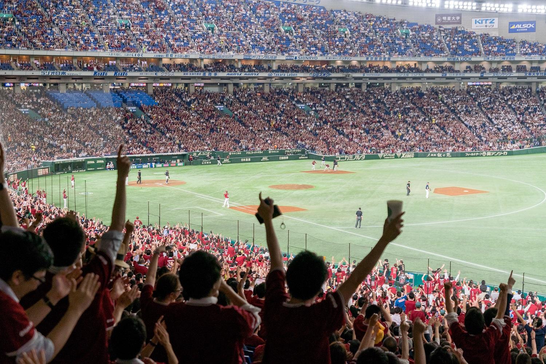 東京ドームで楽天イーグルスを応援!多くの楽天社員も観戦した試合は大盛況