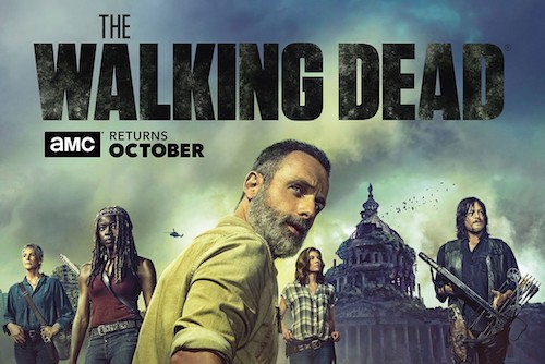 Walking Dead Producer David Alpert on the keys to building a ferocious fandom