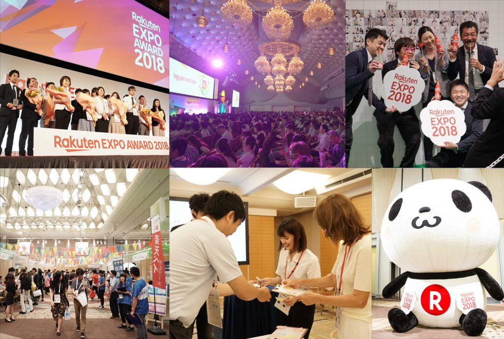 Highlights from Rakuten Expo 2018.