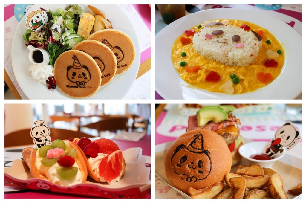 With menu items this cute, it can be tough to take the first bite.