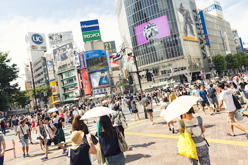 Japan heatwave: What Japan is buying to beat the heat