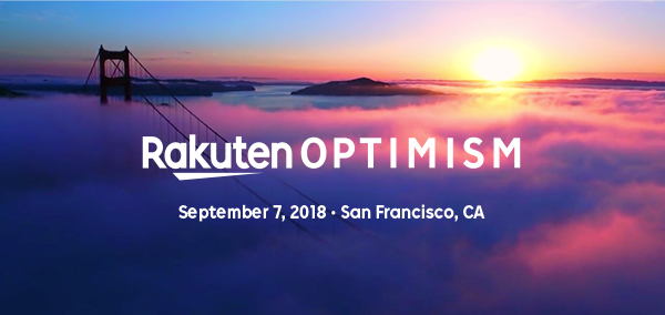 7 reasons to get excited about Rakuten Optimism 2018
