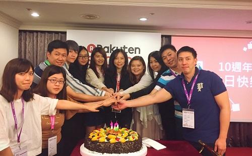 「台湾楽天市場」10周年! CEOグレース・ローが語るこれまでの10年と、今後の展望