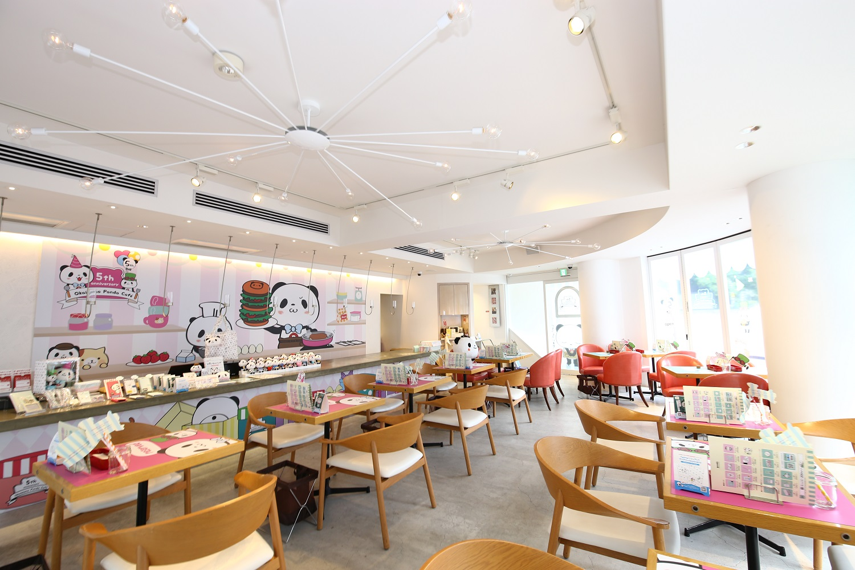 「楽天 お買いものパンダCafe 」が表参道にオープン!初のカフェイベントは大盛況