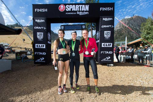Rakuten's newest global partnership starts strong at Spartan World Championship