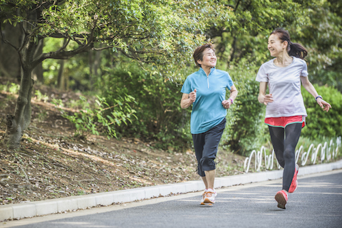 Is exercise the key to Japan's health and famed longevity?