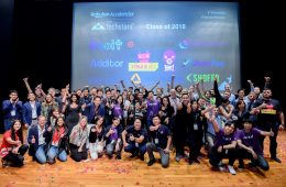 Rakuten Accelerator saw its first cohort of 10 startups present their products to an audience of global investors at the program's Demo Day in Singapore.