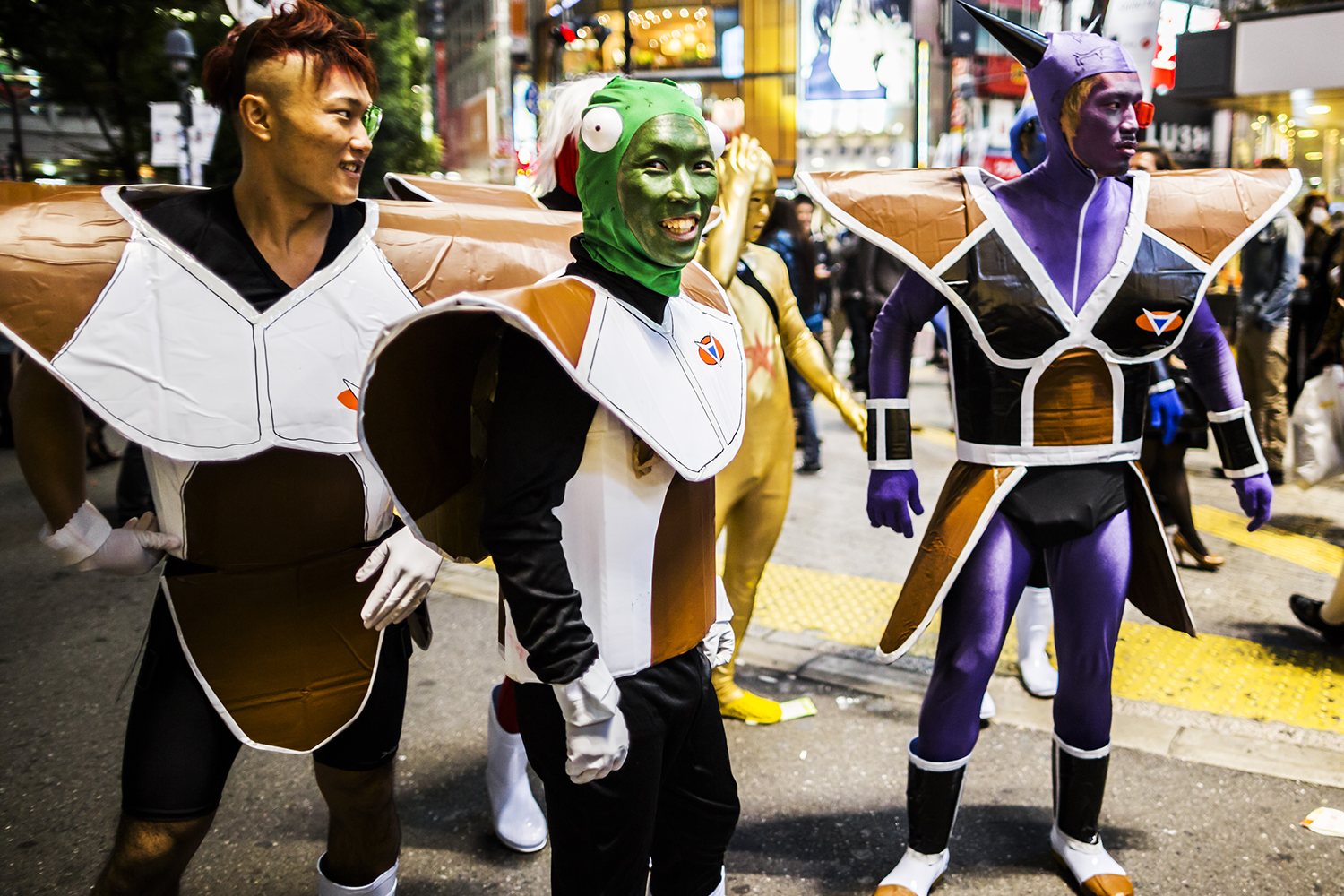Is Japan finally taking Halloween seriously?