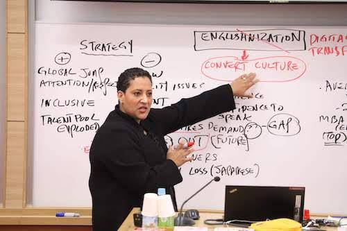 How Harvard Business School Prof. Tsedal Neeley charted the progress of 'Englishnization' at Rakuten