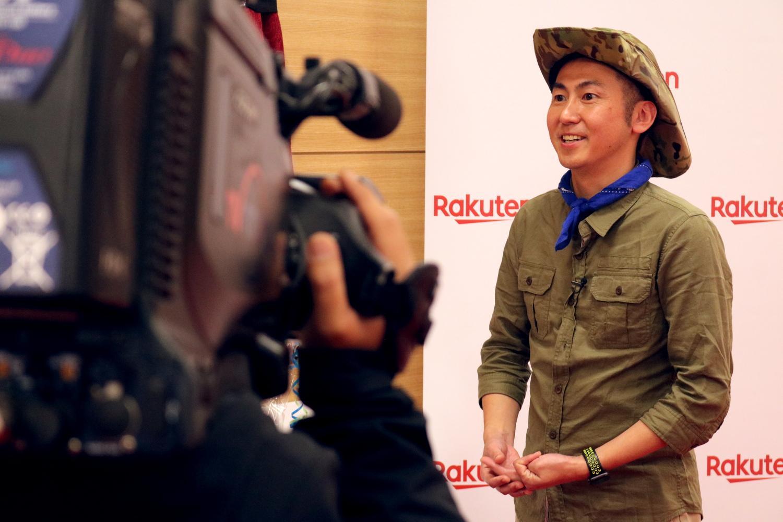 Rakuten's Trend Hunter Jun Shimizu