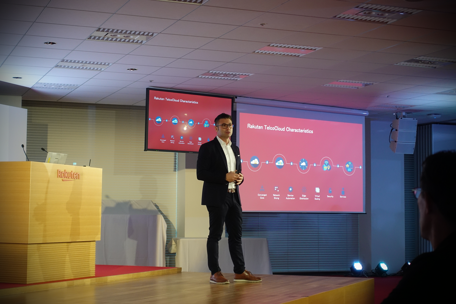 """What we're excited about is that this journey of transformation is not just going to be felt in Japan. This is a world-first implementation of a true end-to-end cloud-native network,"" said Rakuten Mobile Network CTO Tareq Amin at Rakuten Technology Conference in Tokyo last month."