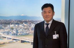 """""""In 2019, our ambition is not only to become the greatest company in Japan – we want to become the greatest company in the world,"""" says Rakuten CEO Mickey."""
