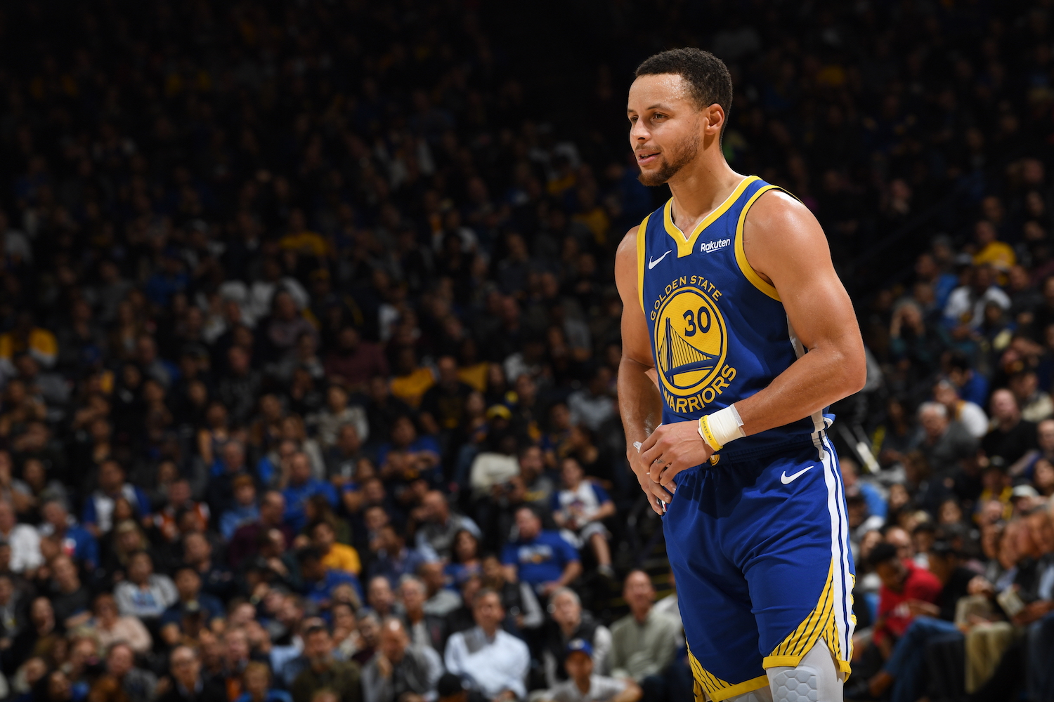Stephen Curry has launched the 'Underrated Tour Powered by Rakuten' to help young, underdog athletes write their own tales of triumph.