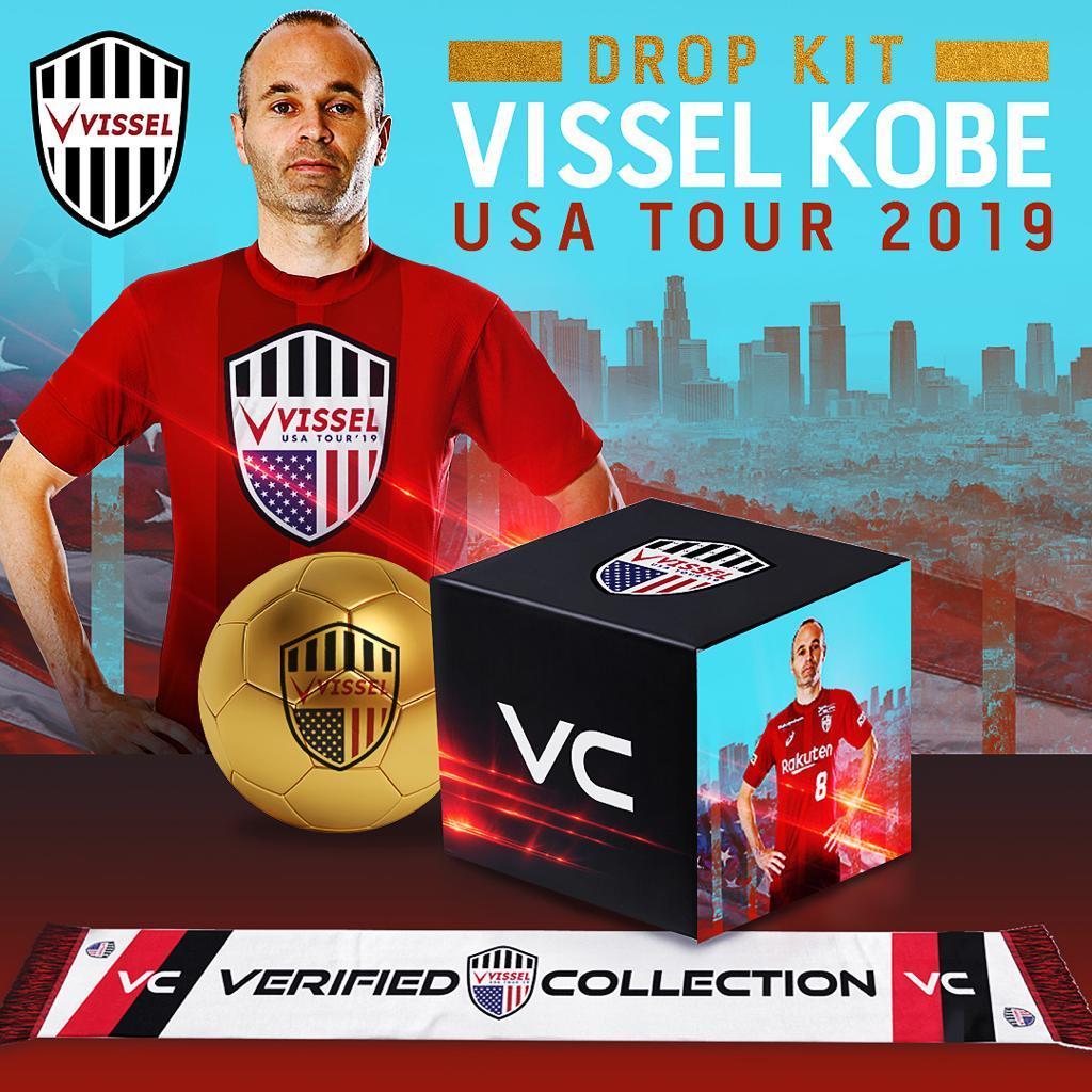 The club is also offering a commemorative box set, complete with a tour jersey and soccer ball, to help bring the tour closer to home.