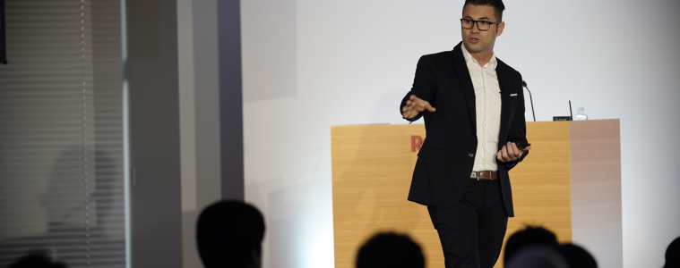 Rakuten is building the world's first end-to-end cloud-native mobile network: Tech Conference