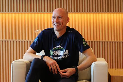 Earth, grit and fire: Spartan Race World Champion Robert Killian tells all
