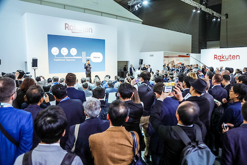 Mobile, messaging and an expanding ecosystem: Rakuten at MWC19