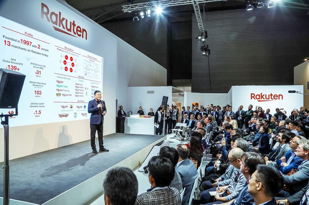 Rakuten's new mobile network seeks to offer flexibility that is almost unheard of in telecoms.