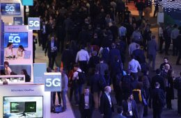 "After several years shimmering on the horizon, 5G made quite an entrance at Mobile World Congress 2019 (MWC19). It seemed the word was on the lips of almost all 109,000 visitors — from media to tech and telecoms execs — who gathered at the industry showcase in Barcelona. The first 5G handsets were dotted around the eight cavernous halls, with Samsung, Huawei and TCL teasing fancy models with foldable screens. Booths buzzed with 5G demos, showcasing rapid response times, super fast throughput and ""network slicing"" in which a segment of the available bandwidth is dedicated to a specific service."