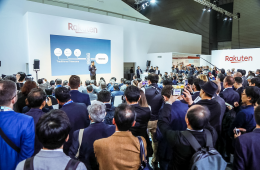 The strength of Rakuten's global ecosystem was on display at MWC19 in Barcelona, where company leaders from across the group spoke about mobile, messaging,