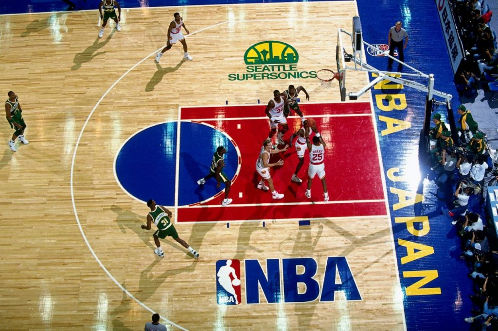 The NBA Japan Games 2019 Presented by Rakuten will take place on Tuesday, October 8 and Thursday, October 10 at the Saitama Super Arena. This marks the NBA's 13th and 14th games staged in the country. Photo credit: NBAE