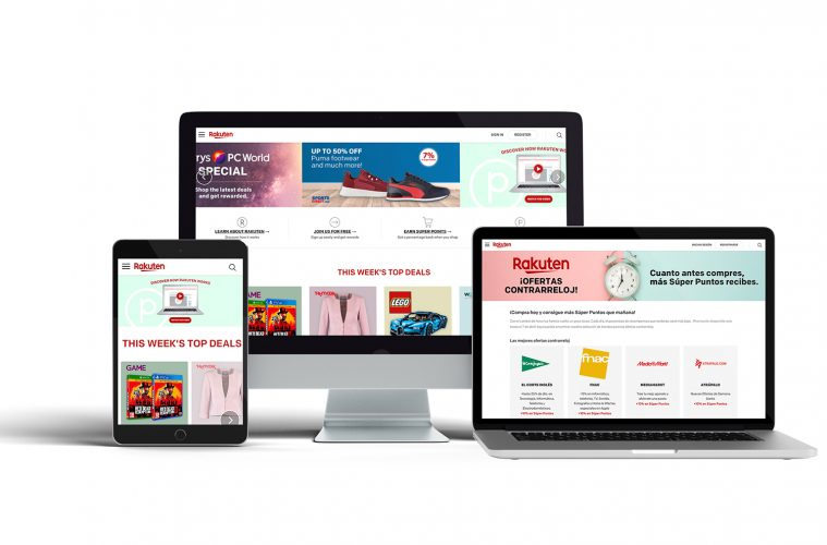 Rakuten sets the course for borderless business in Europe