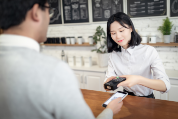 The cashless future is coming and it will be a boon to both businesses and customers