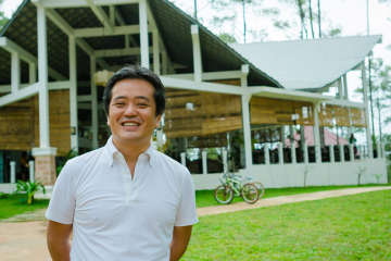 Takeshi Izuka founded the Kirirom Institute of Technology to connect talented Cambodian students with the global tech industry.