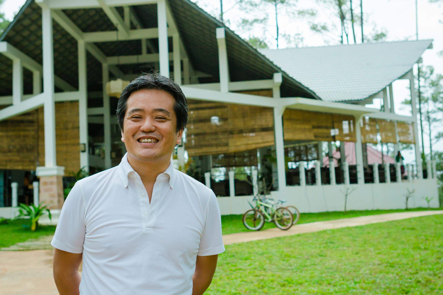 From salaryman to college president: Takeshi Izuka empowers tech education in Cambodia