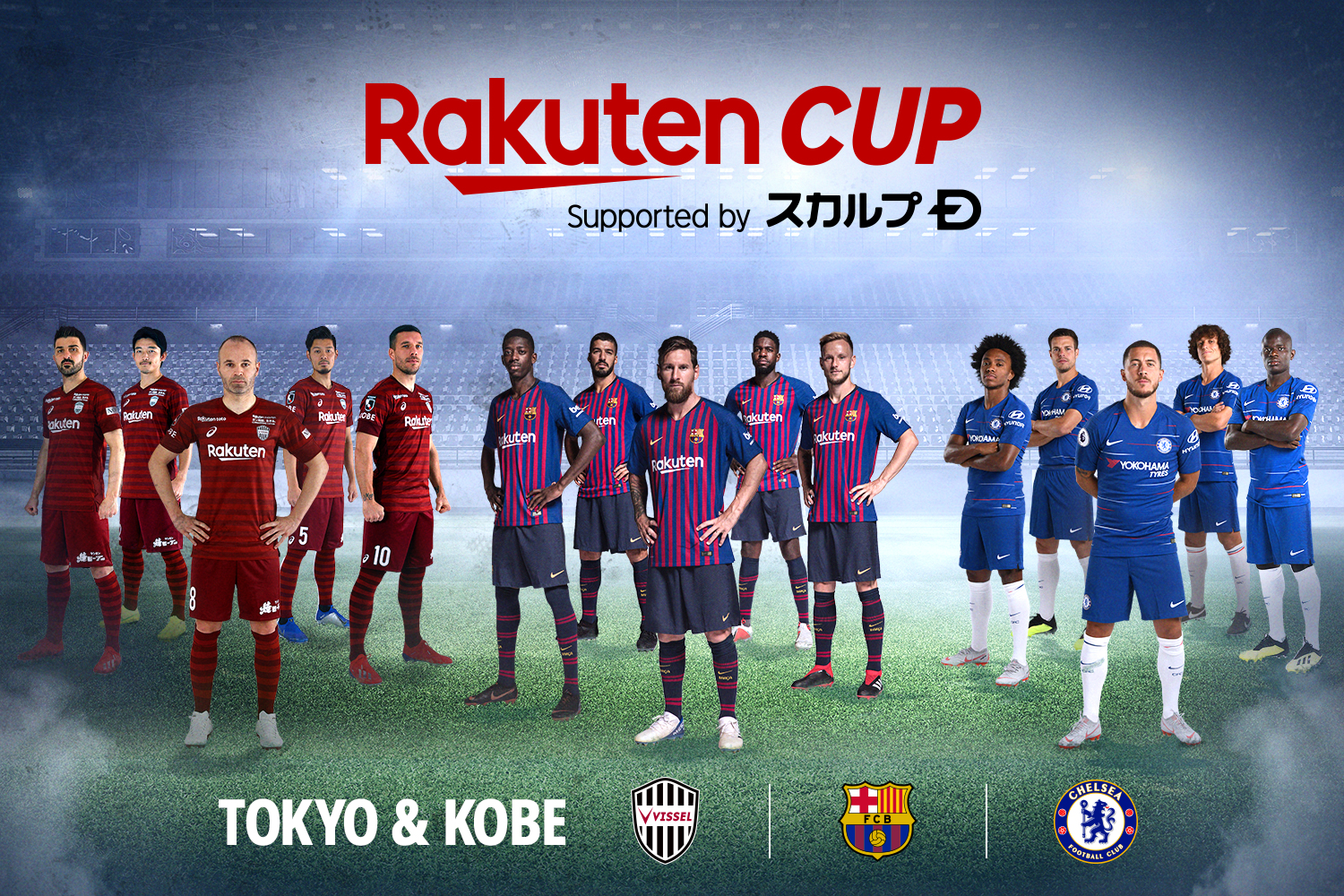 Rakuten Cup: Top 3 anticipated storylines for when Barca clash against Chelsea FC and Vissel Kobe in Japan this summer