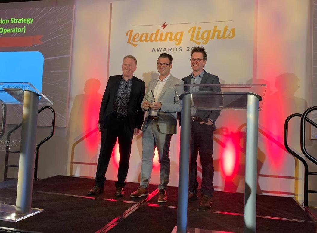 Rakuten Mobile wins big at Leading Lights Awards 2019