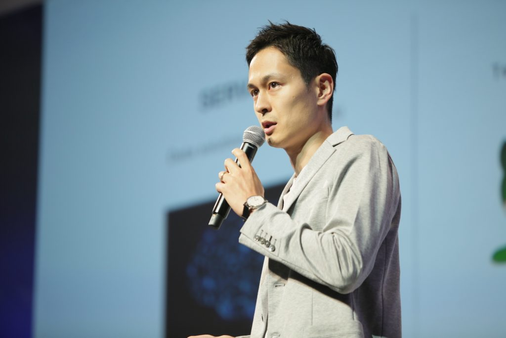Seigo Hara, a former physician who is currently CEO of healthcare startup MICIN, told attendees that AI techniques such as machine learning can also be harnessed to help doctors identify conditions that sometimes don't present with clear-cut symptoms, such as postpartum depression.