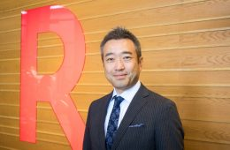 Cash-loving Japan is taking bold steps towards a cashless economy and Rakuten is leading the way. Koichi Nakamura is leading the cashless charge.